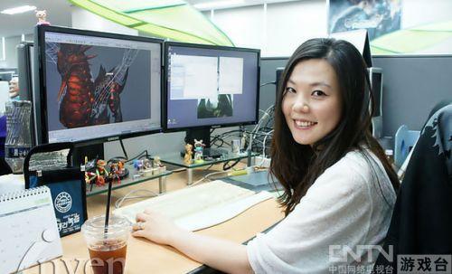 《WOD》设计师专访:揭秘龙族制作过程