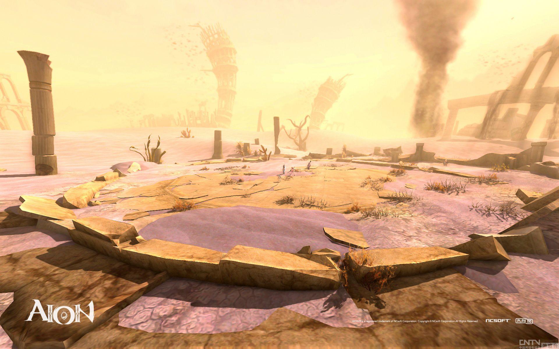 7月22日《永恒之塔》开放新版新区