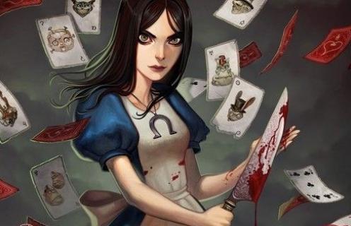 《爱丽丝:疯狂回归》-爱丽丝