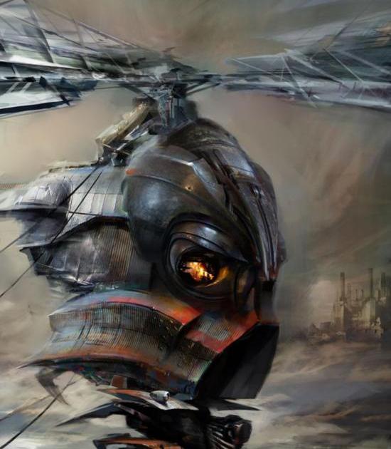 《激战2》游戏原画欣赏 超爽快的视觉享受