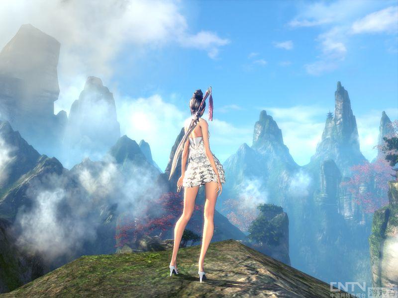 ncsoft宣布《剑灵》将进军日本市场