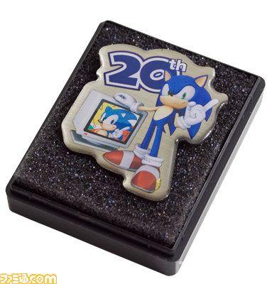 《索尼克:世代》发售20周年纪念版豪华套装