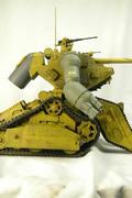 PANZER 440 强袭型坦克机甲模型