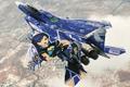 《皇牌空战 突击地平线》新DLC 偶像大师入侵