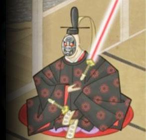 日本画《星球大战》 抽象艺术你能看得懂吗?