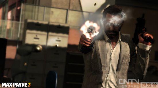 《马克思佩恩3》最新截图