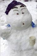 创意雪人大集合 初音、兔斯基亮瞎你的眼(二)
