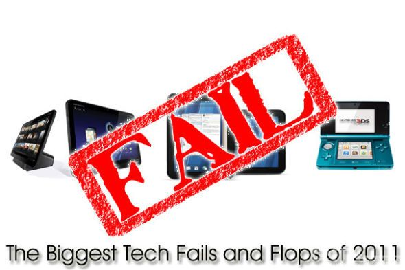 外媒评2011科技界15大败笔