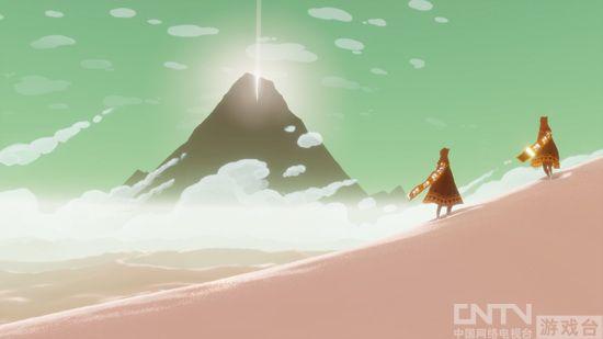 PS3动作冒险新作《风之旅人》最新PV动画公布