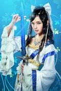 梦幻诛仙系列 2012 CJ Cover Coser摄影达人作品集:广心水吉