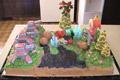 暴雪2012甜品大赛:星际2毒暴虫蛋糕胜出夺冠