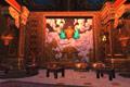 《熊猫人之谜》联盟和部落主城内部图