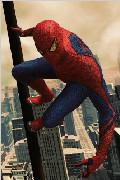 《神奇蜘蛛侠》游戏截图和设定画