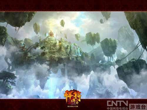 传承经典,《悍将传世》开创页游娱乐新玩法