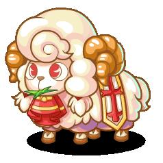 圣殿守护羊