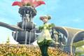 永恒之塔新版服装外形原画 可爱花朵套及霸气套装