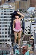宅男神奇的微缩摄影 让二次元占领东京