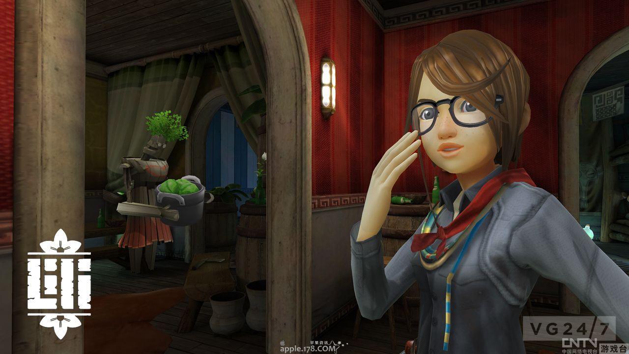 创意角色扮演游戏《Lili》视频预览_手机资讯