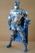 易拉罐变身各类模型 日本艺术家教你废物利用