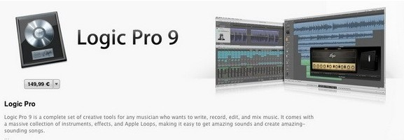 苹果音乐制作软件logic更新发布_手机资讯