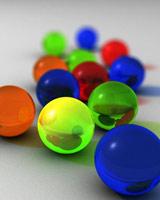 玻璃珠测你最希望拥有什么