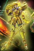 《圣斗士星矢》那些令人沉迷的黄金手办