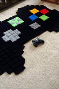 """打造属于你的""""玩""""家 强人自制游戏主题毛毯"""