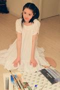 OSK39成员芸宁《最美的画家》清纯写真
