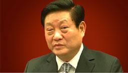 """陕西省省长赵正永<br>陕西经济""""拐弯超车"""""""