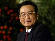 2003年总理会见中外记者