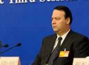 乌鲁木齐市市长吉尔拉·衣沙木丁