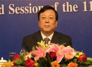 教育部副部长郝平