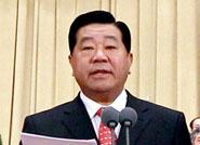 贾庆林发表讲话