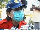 中国专家对灾民展开心理干预
