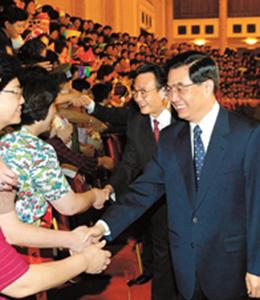 中国妇女代表大会_历届全国妇女代表大会回顾_中国妇女第十一次全国代表大会_央视网