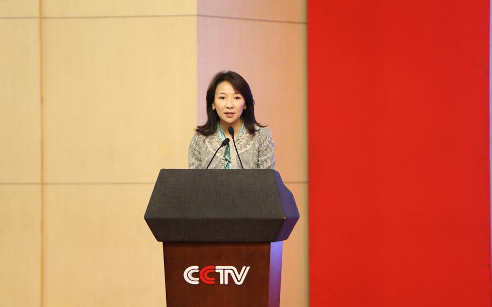 王小节_中央电视台北京记者站站长王小节在马克思主义新闻观教育活动报告会上