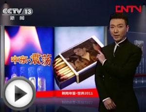 <center>新闻年鉴-世界2011:中东•震荡</center>