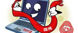 全国两会微博热,代表委员齐开实名微博征民意。