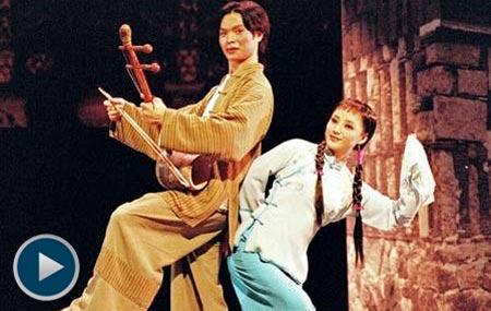 <center>厦门市歌仔戏剧团:一张海峡两岸同根同源的文化名片</center>
