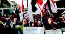 叙利亚人的自由遭到严格限制