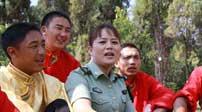 胡艳:18年来将爱洒向藏族学生