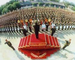 看点四:中国军乐团首次访美