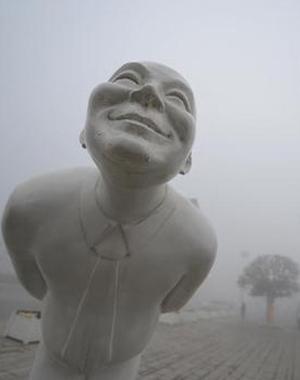 我国中东部空气严重污染|雾霾天气|pm2.5指数|全国