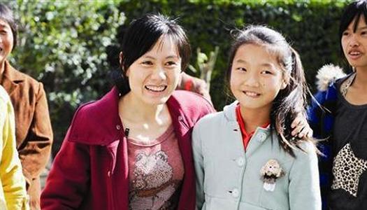 最美洗脚妹刘丽 将捐资助学进行到底