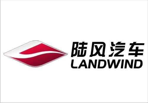 汽车品牌标志-陆风