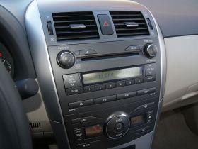 丰田-卡罗拉中控方向盘图片
