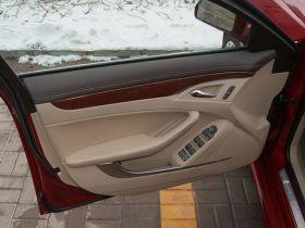 凯迪拉克-凯迪拉克CTS(进口)车厢内饰图片