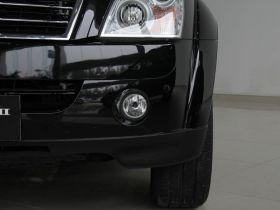 双龙-雷斯特Ⅱ车身外观图片