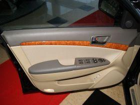 现代-SONATA·领翔车厢内饰图片