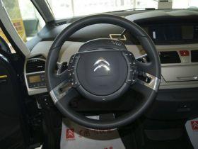 雪铁龙-大C4毕加索中控方向盘图片